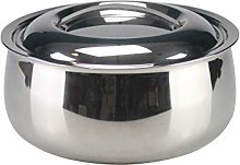Stainless Steel Hot Pot Insulated Food Warmer