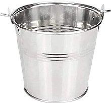 Stainless Steel Ice Bucket-Large Ice Bucket