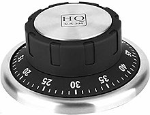 Stainless Steel Kitchen Magnetic Timer, Body 60