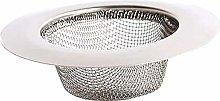 Stainless Steel Kitchen Sink Strainer Mesh Drain