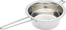 Stainless Steel Long Handled Colander KitchenCraft