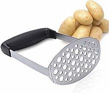 Stainless Steel Mashed Potato Masher, Unbreakable