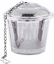 Stainless Steel Mesh Seasoning Ball Tea Strainer