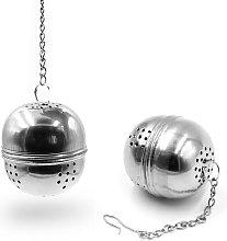 Stainless Steel Mesh Tea Ball 2.1 Inch Tea Infuser