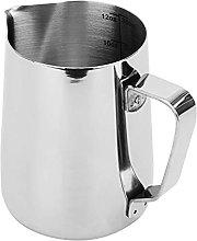 Stainless Steel Milk Frothing Jug Coffee Mug