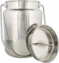 Stainless Steel Milk Storage Can Milk Canister,