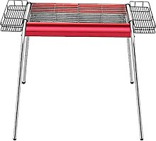 Stainless steel outdoor grill portable folding