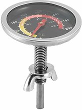 Stainless Steel Oven Cooker Thermometer Gauge Oven