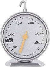 Stainless Steel Oven Thermometer for Electric