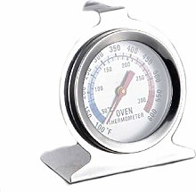 Stainless Steel Oven Thermometer Temperature Gauge