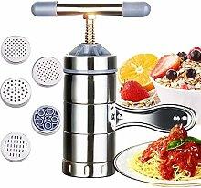 Stainless Steel Pasta Noodle Maker Fruit Juicer