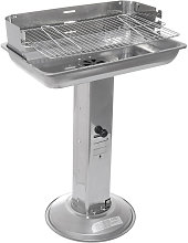 Stainless Steel Portable Grill BBQ for Camping