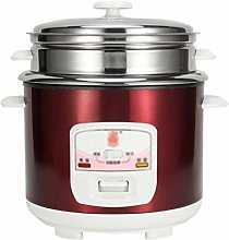 Stainless steel rice cooker, 1-8 people dormitory