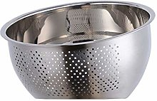 Stainless Steel Rice Washer Drain Basket- Kitchen