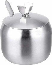 Stainless Steel Seasoning Jar Spice Pots Seasoning