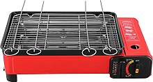 Stainless Steel Smokeless BBQ Grill, LucaSng