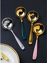 Stainless Steel Soup Spoon Household Largesized