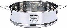 Stainless Steel Steamer 16CM Steamer Basket 304