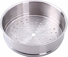 Stainless Steel Steamer for Stock Pot, Large