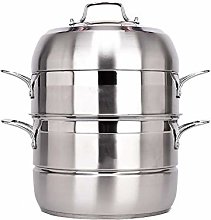 Stainless Steel Steamer New Chinese Three-Layer