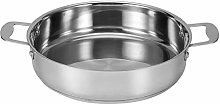 Stainless Steel Stew Pot, Multi-Function High