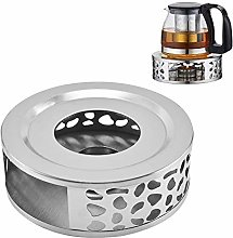 Stainless Steel Teapot Warmer Base with Hollow
