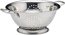 Stainless Steel Twin Wire Handled Colander in