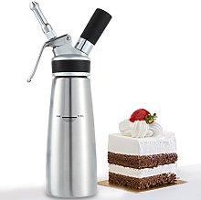 Stainless Steel Whipped Cream Dispenser 500ml