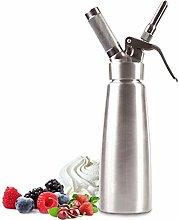 Stainless Steel Whipped Cream Dispenser/Cream