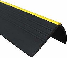 Stair Nosing Warning Rubber Angle Non Slip RD-O