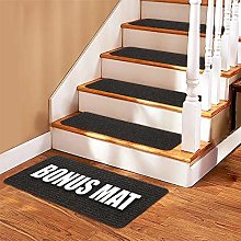 Stair Treads Carpet - 14 Non Slip Stair Runners