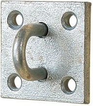 Stallguard Plate S30PL (One Size) (Silver) - Stubbs