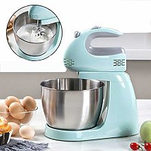 Stand Mixer,3 L Stainless Steel Mixing Bowl,150W