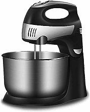 Stand Mixer, 300W Electric Kitchen Food Mixer with