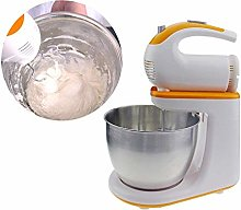 Stand Mixer,300W Powerful Electric Hand Mixer with