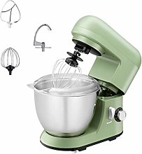Stand Mixer,550W 6-Speed Tilt-Head Electric Cake