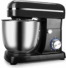 Stand Mixer,5L 1500W Stainless Steel Bowl 6-Speed