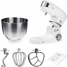 Stand Mixer,5L Stainless Steel Bowl,6-Speed