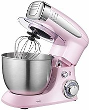 Stand Mixer, 6-Speed Electric Kitchen Mixer with