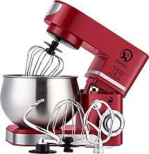 Stand Mixer, 6L Food Mixer 1000W Tilt-Head