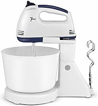 Stand Mixer, Cake Mixer Whisk 7 Speed 100W