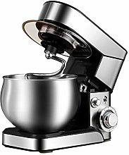 Stand Mixer for Baking 6-Speed with Pulse
