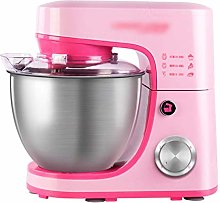 Stand Mixer with 6 Speeds, Household Small