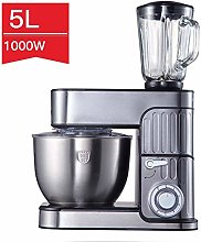 Stand Mixers,5 L Stainless Steel Bowl,6-Speed