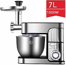 Stand Mixers,6-Speed Tilt-Head Electic Mixer,7 L