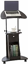 Stand-Up Presentation Lectern Sit-to-Stand Teacher