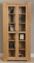 Standard Display Cabinet Gracie Oaks