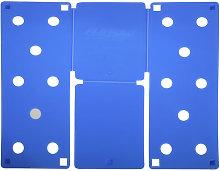 Standard Garment Folding Tool (One Size) (Blue) -