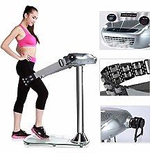 Standing Vibration Platform Home Fitness Machine,
