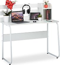 Standridge Writing Desk Mercury Row Tabletop/Frame